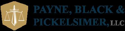 Payne, Black & Pickelsimer, LLC Header Logo